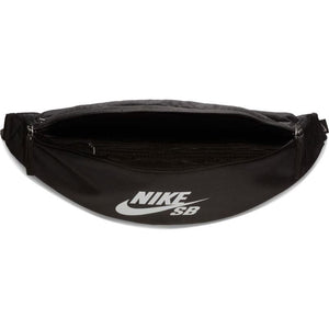 Nike SB Heritage Hip Pack -  Black/White