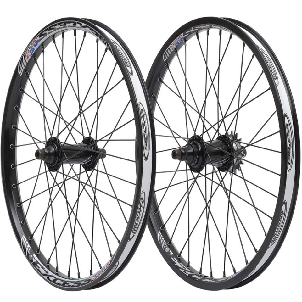 "Excess 351 20"" Race Wheelset"