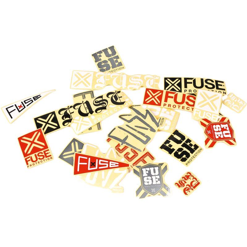 Fuse Sticker Pack | Misc. Frames