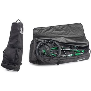 Odyssey Monogram Bike Bag Black | Cykelkuffert