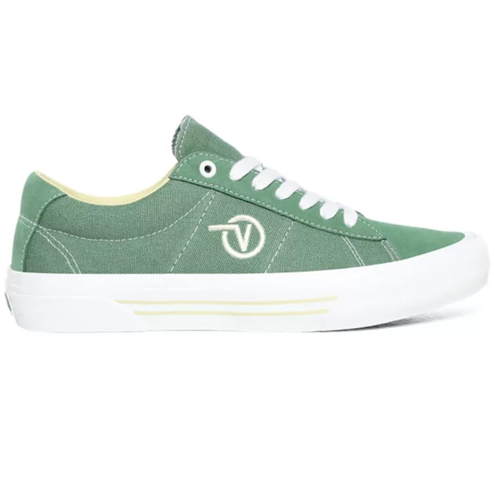Vans Saddle Sid Pro - Hedge Green