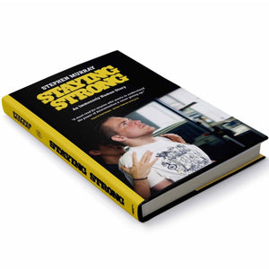 Stephen Murray - Living Legend And BMX Icon 'Staying Strong' - Autobiography | BMX