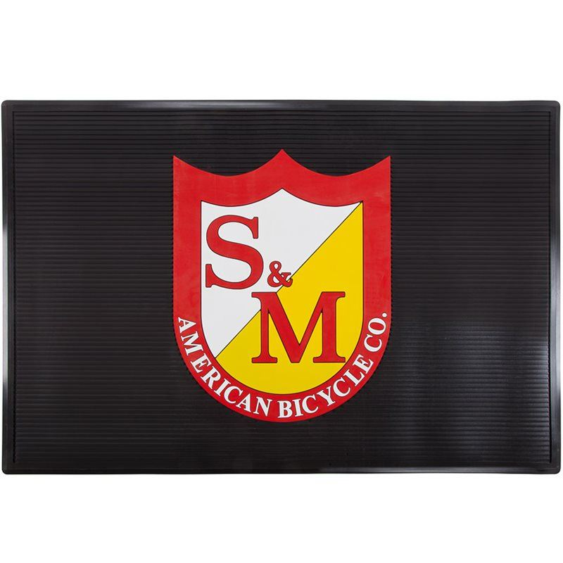 S&M 3X2 Rubber Floor Mat