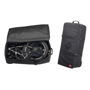 Odyssey Traveler Bike Bag Black | Cykelkuffert