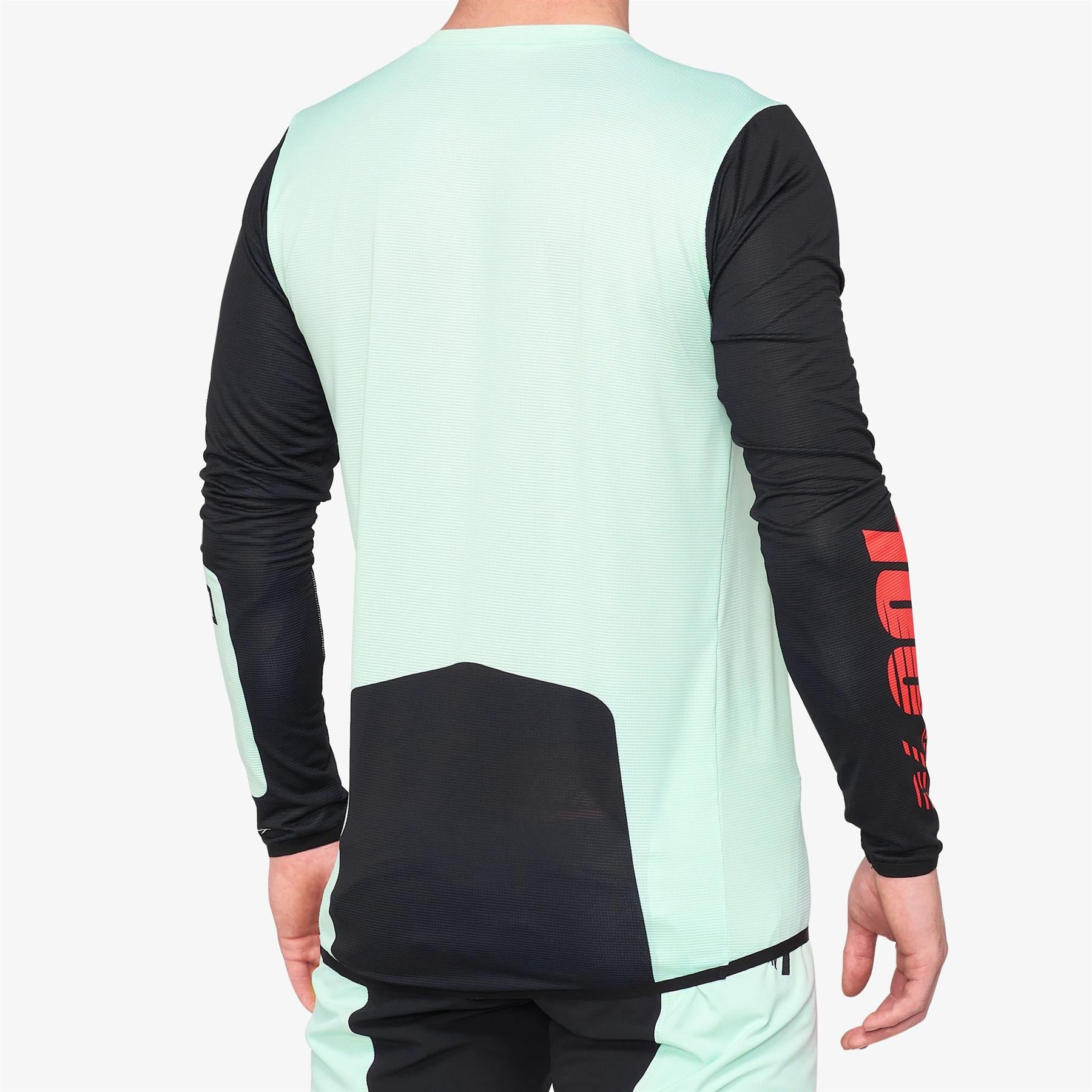 100% R-Core X Race Jersey - Foam/Black