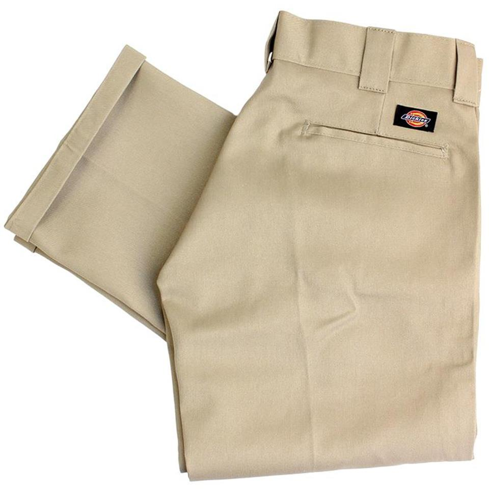 Dickies Slim Straight Work Pant - Khaki