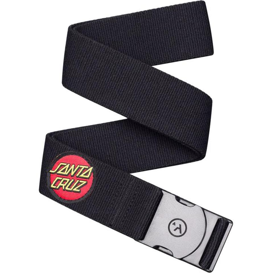 Arcade Rambler Santa Cruz Belt - Black/Dot One Size