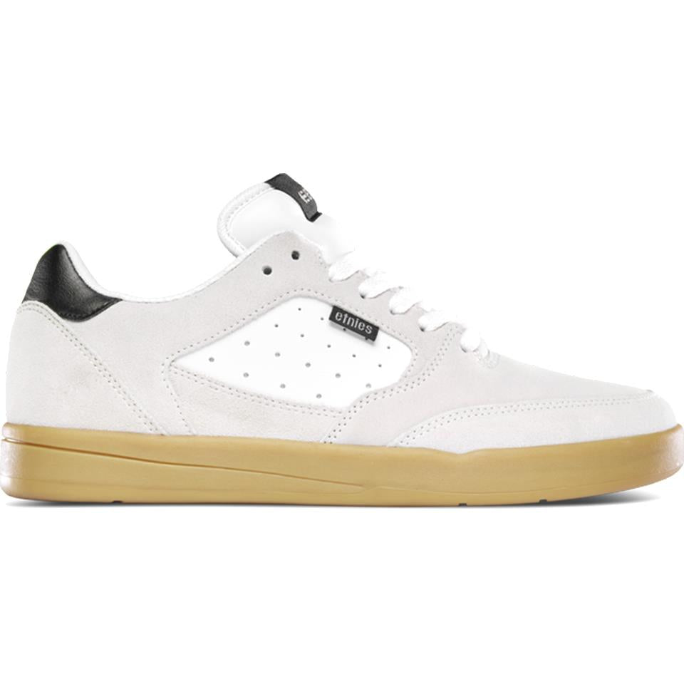 Etnies Veer Shoes - White/Black/Gum