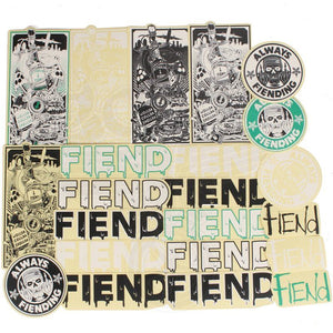 Fiend Reynolds V2 Frame Sticker Pack