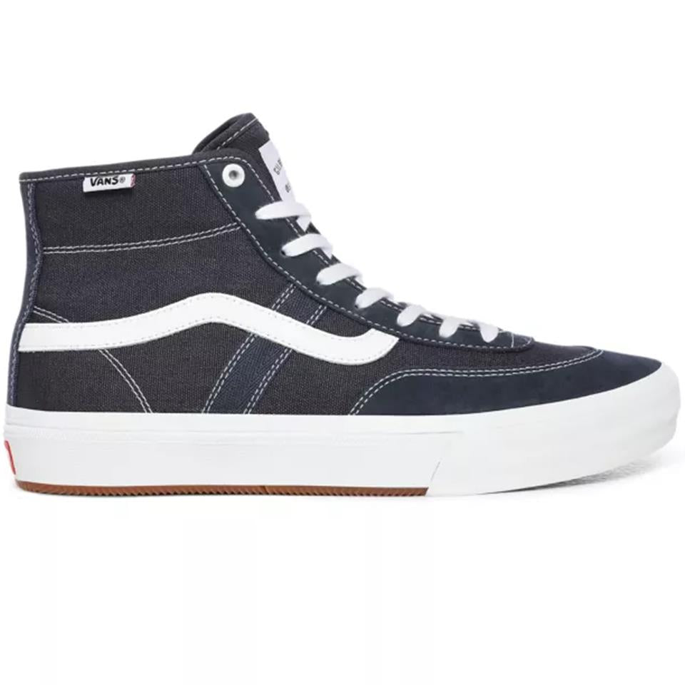 Vans Crockett High Pro - Ink/White