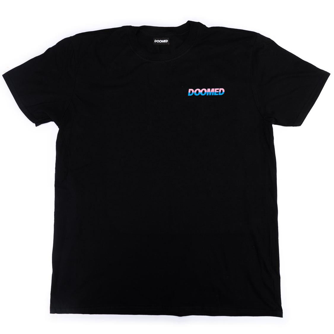 Doomed Yogurt T-Shirt - Black
