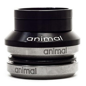 Animal Skyline Headset - Black