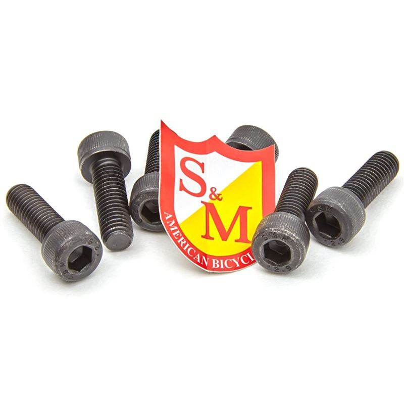 S&M Stem Bolts 6 pack 6 pack