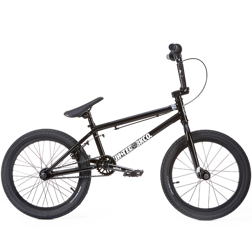 "United Recruit 18"" BMX Bike"