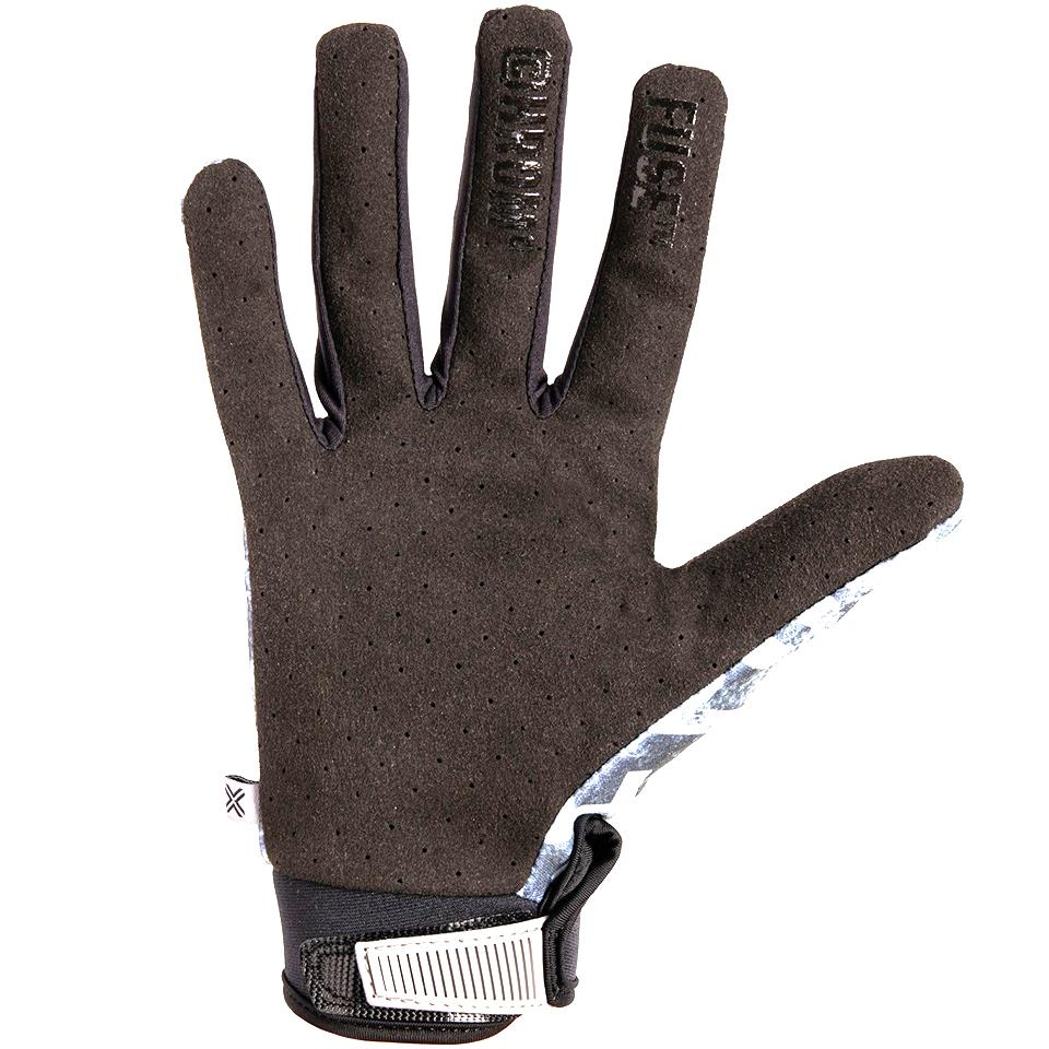 Fuse Chroma MTN Gloves - Black/White