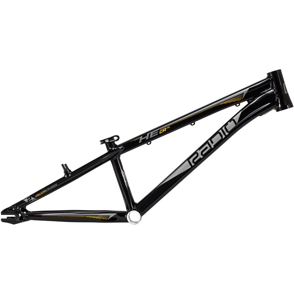"Radio Helium 24"" Cruiser XL BMX Race Frame"