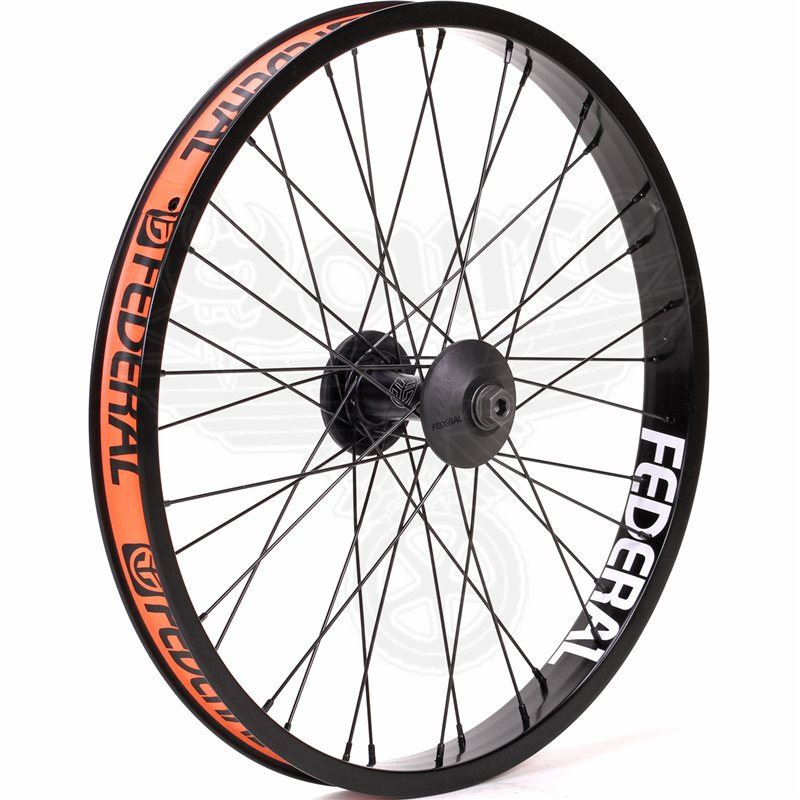 Federal Stance Front Wheel with Butted Spokes