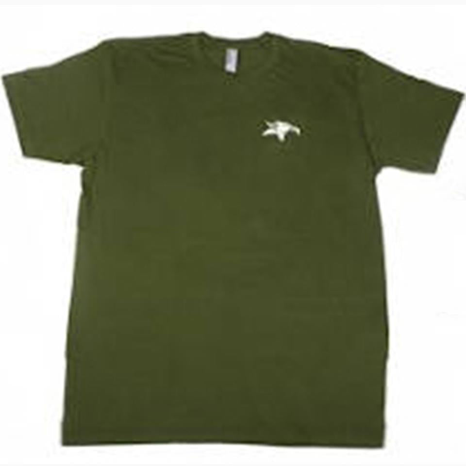 Animal Street Light T-Shirt - Green