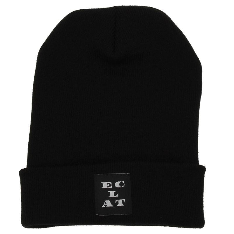 Eclat Currency Beanie - Black One Size Fits Most