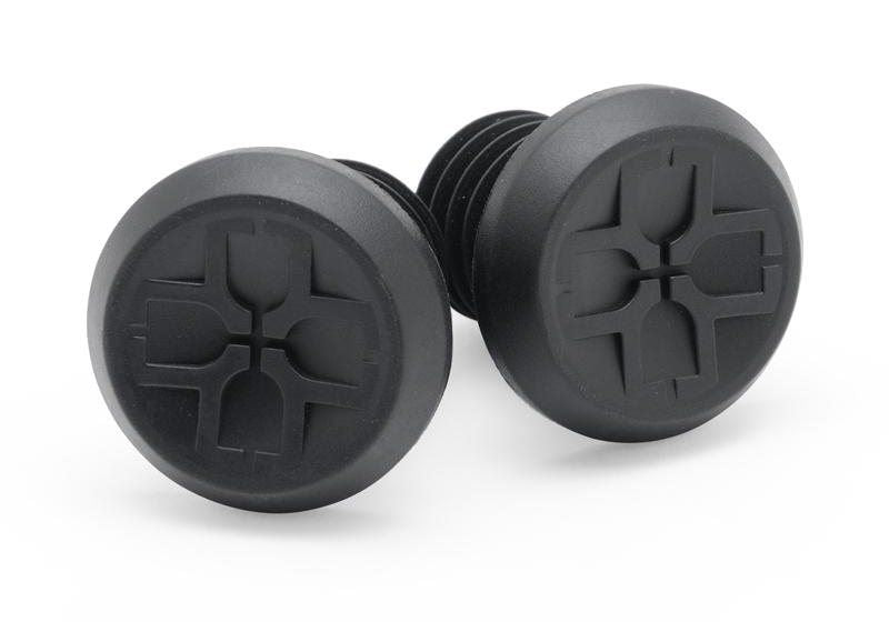 Duo Resilite Plastic Bar Ends