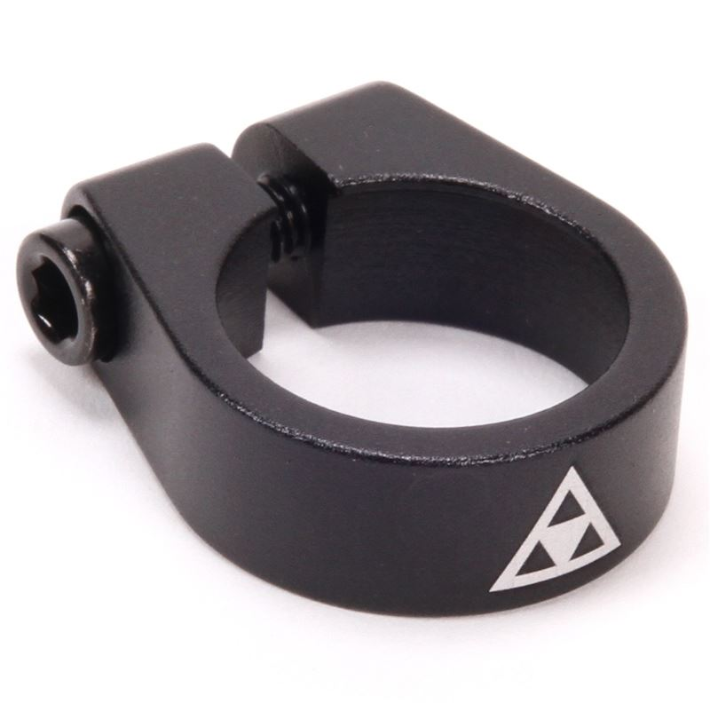 Jet BMX Alloy Seat Clamp Black