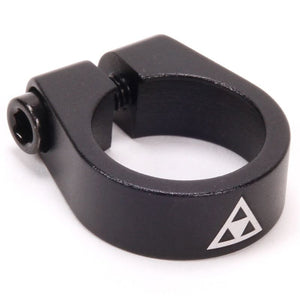 Jet BMX Alloy Seat Clamp Black | Seat Clamp