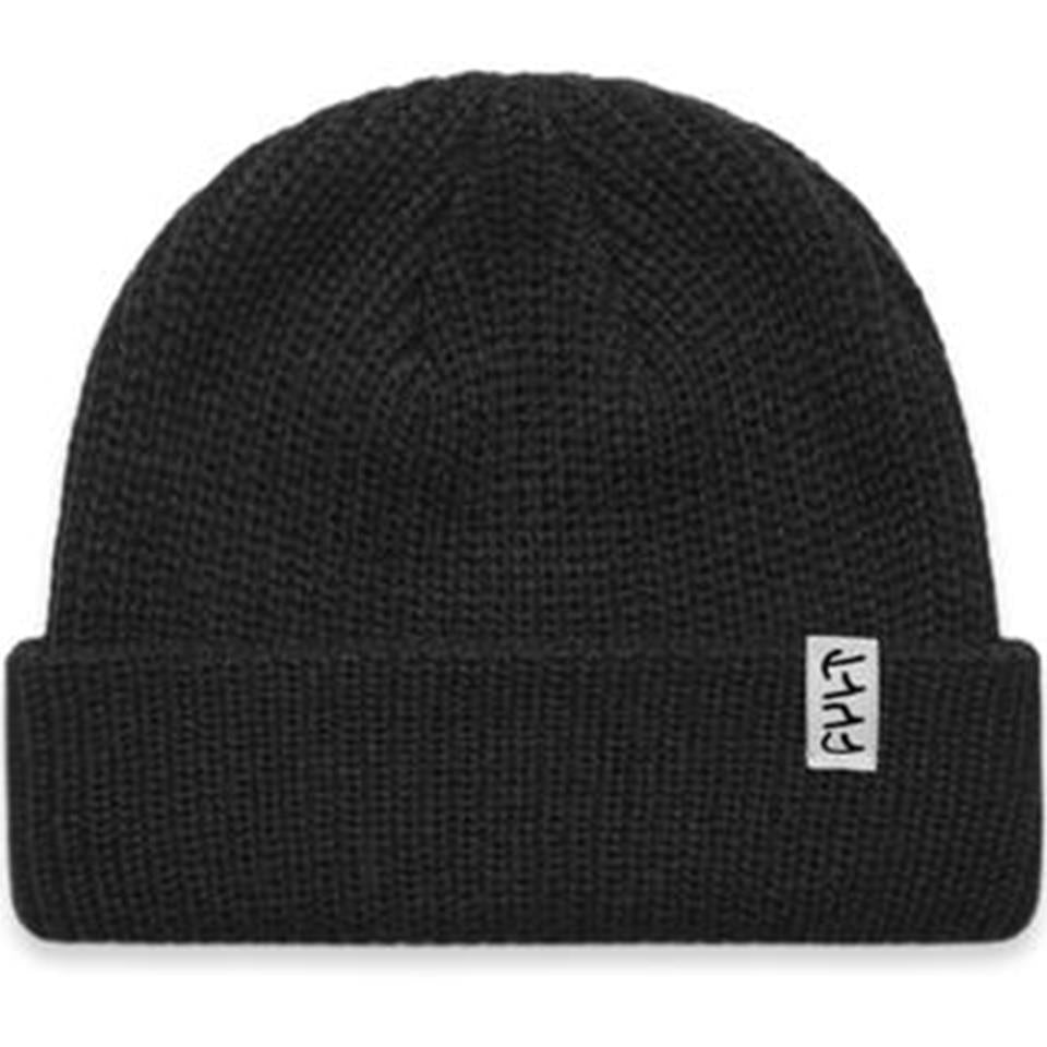 Cult Nightwatch Beanie - Black