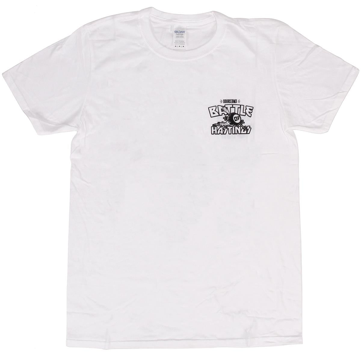 Source BOH 2018 Tee - White | Trøjer