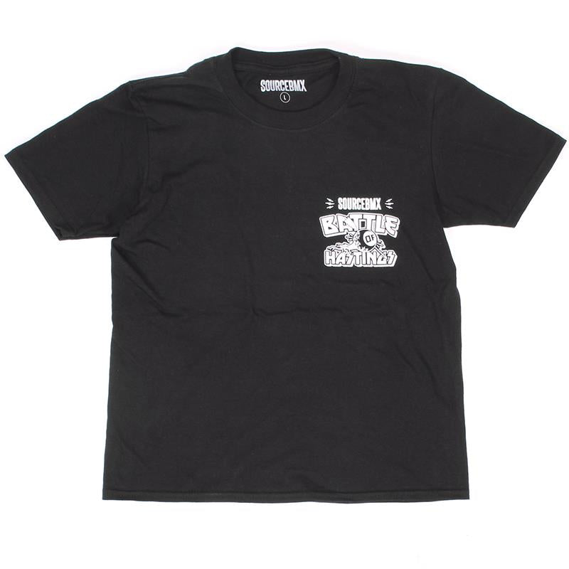 Source Battle of Hastings 2019 Youth Tee - Black | Trøjer