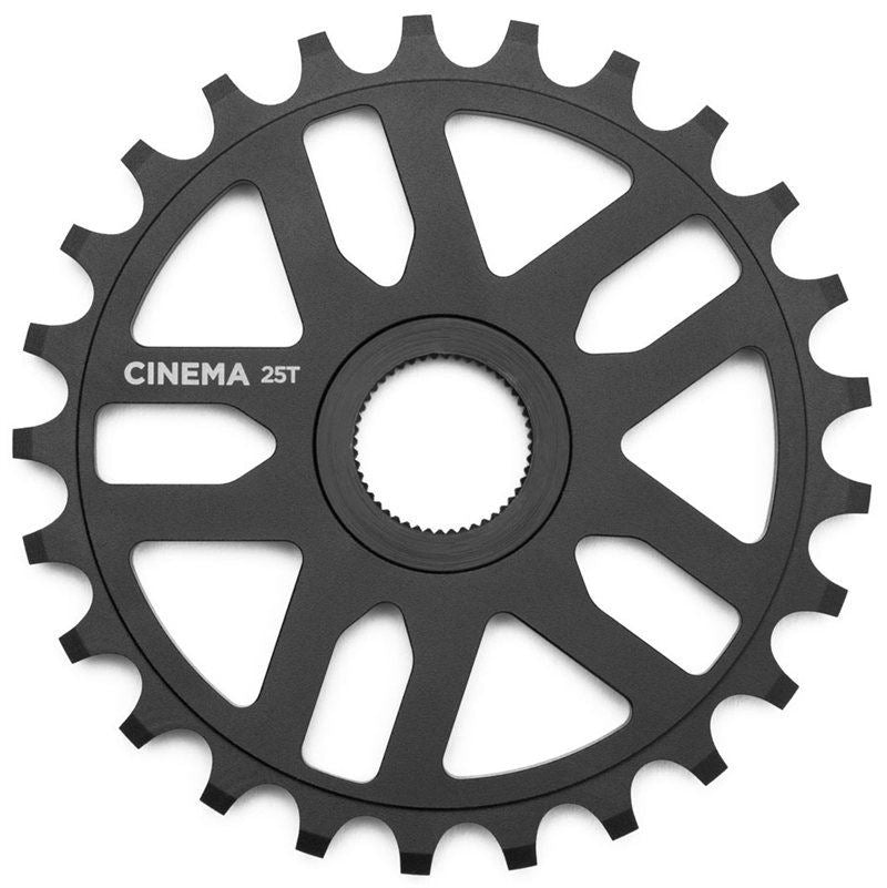 Cinema Rewind Spline Drive Sprocket