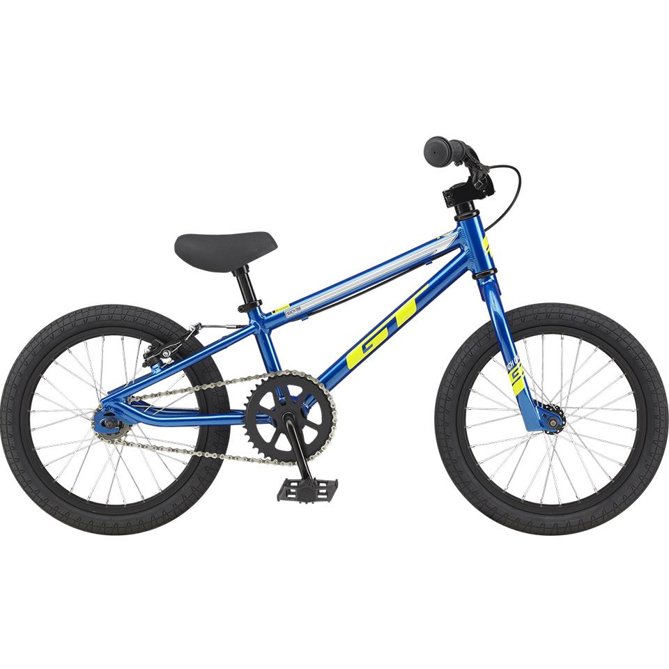 "GT Mach One 16"" BMX Race Bike 2021 - Team Blue"