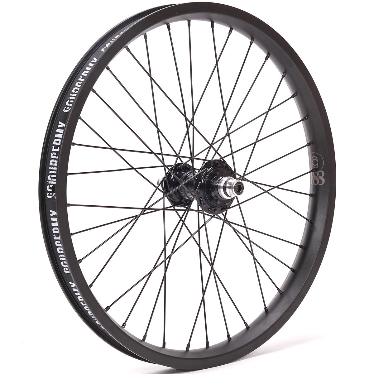Profile Mini Female Cassette / Cinema 888 Custom Rear Wheel