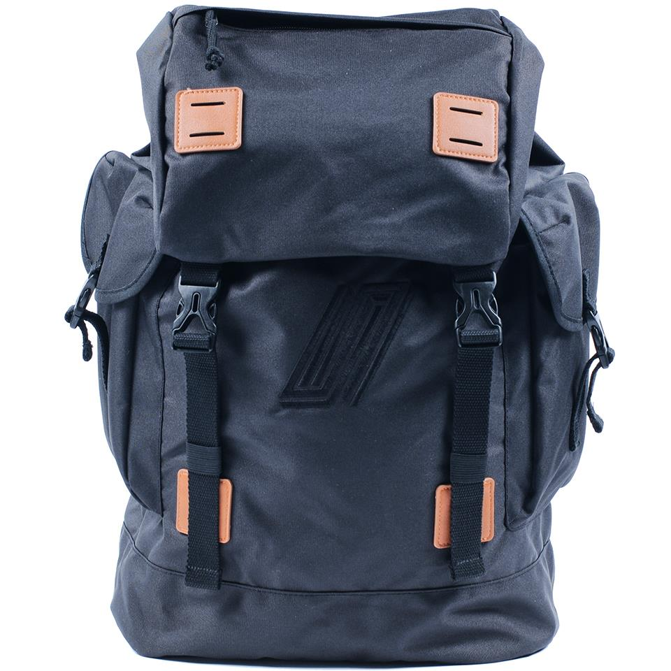 United Explorer Backpack - Black/Tan