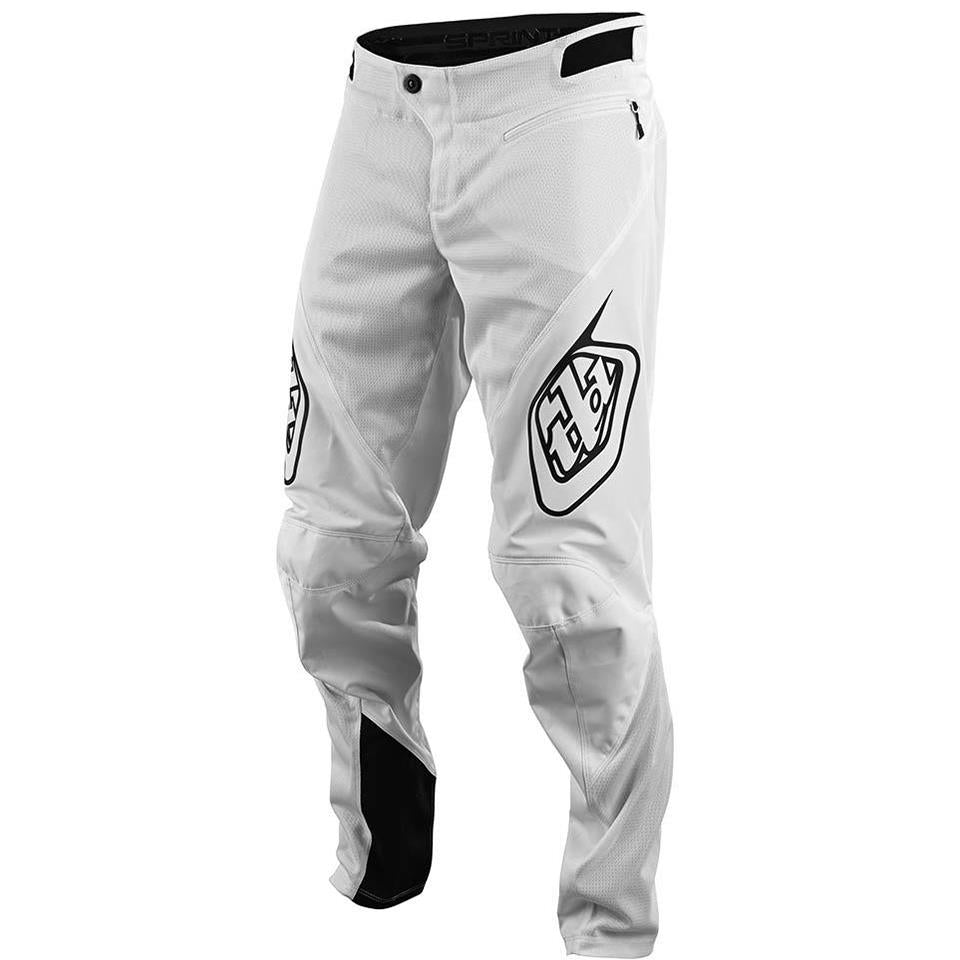 Troy Lee Sprint Race Pant - White/ 38