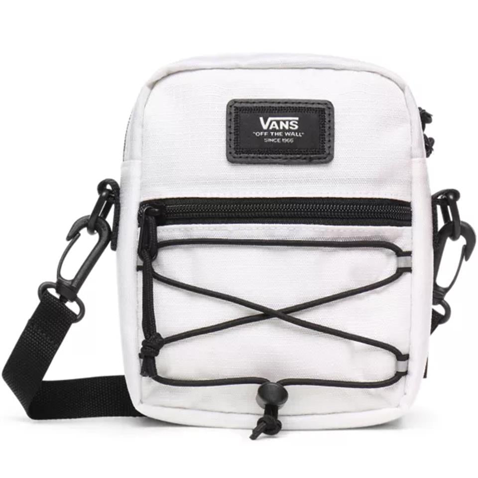 Vans Bail Shoulder Bag - White