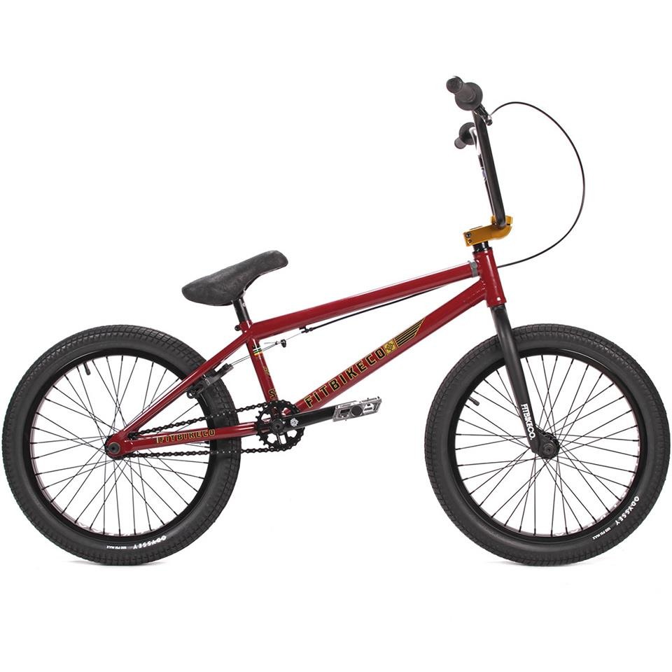 Fit Aitken S3.5 Custom BMX Bike