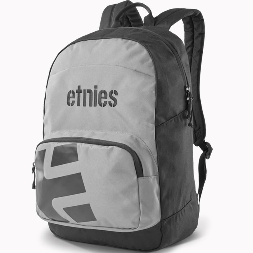 Etnies Locker Backpack - Black/Grey