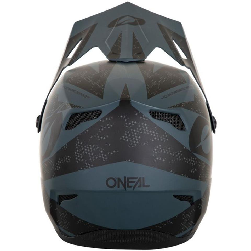 O'Neal Sonus Race Helmet - Black/Grey