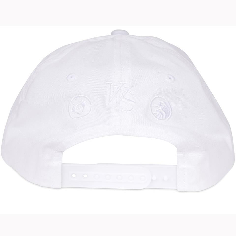 Shadow VVS Snapback - White