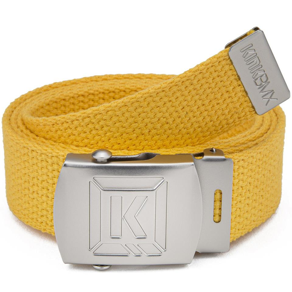 Kink Terminal Belt - Gold