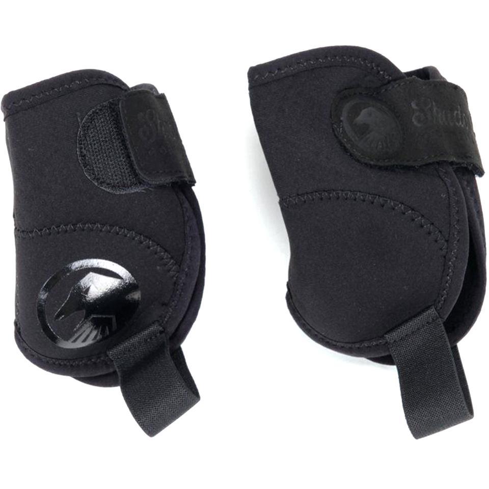 Shadow Super Slim Ankle Guards Black