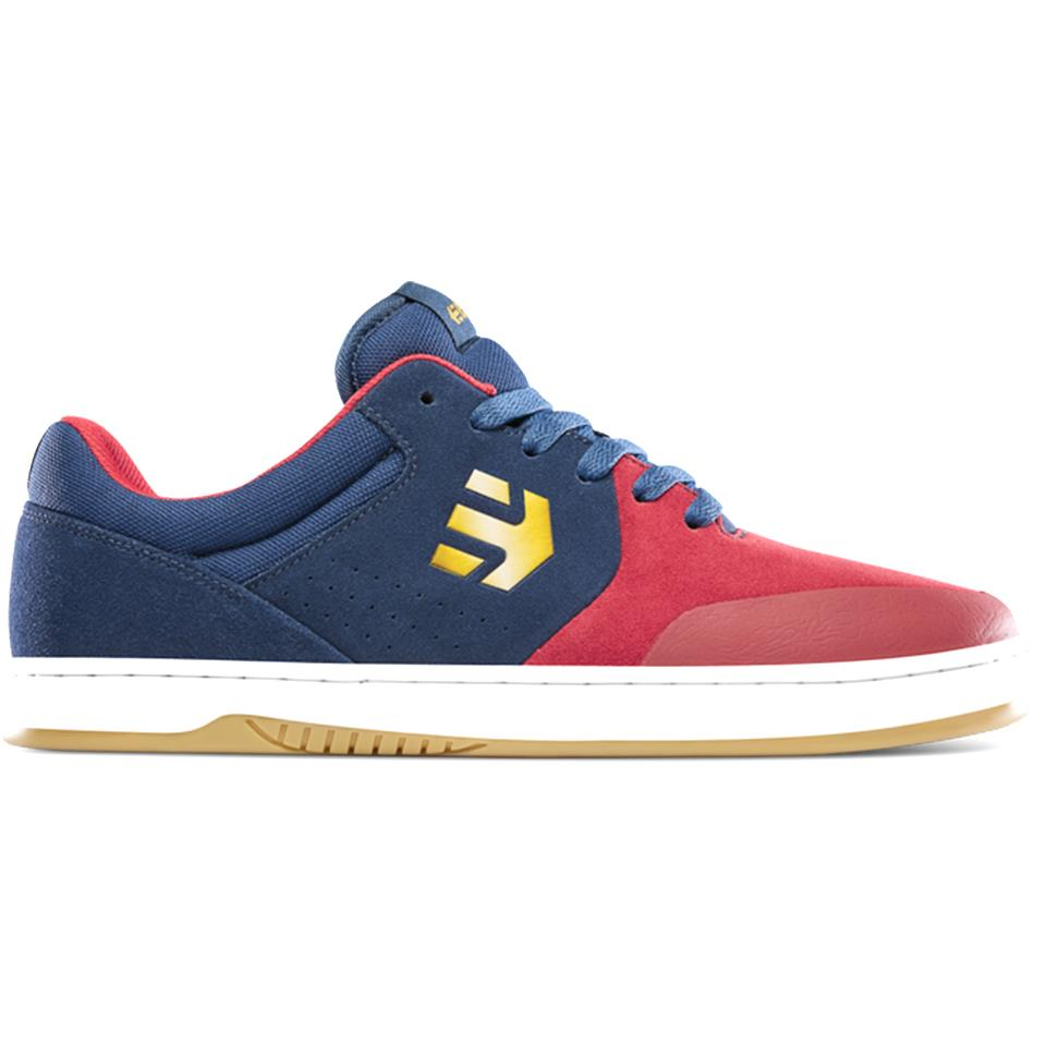 Etnies Marana Shoes - Red/Blue/White