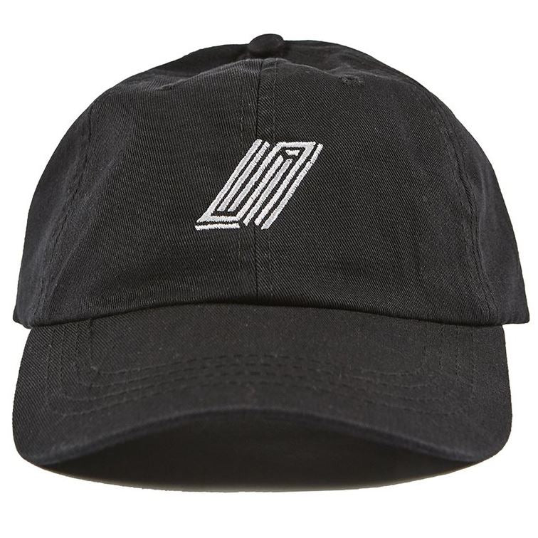 United Dad Hat - Black Black