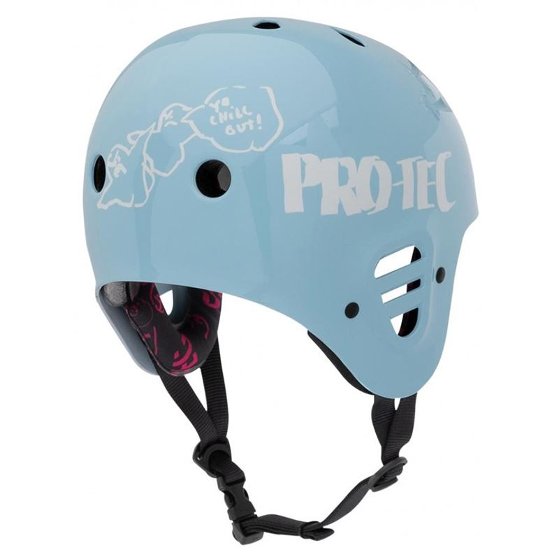 Pro-tec Full Cut Cert Gonz 2 - Light Blue