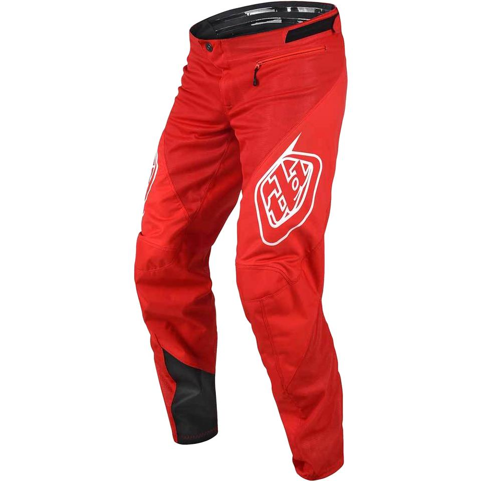 Troy Lee Sprint Race Pant - Red