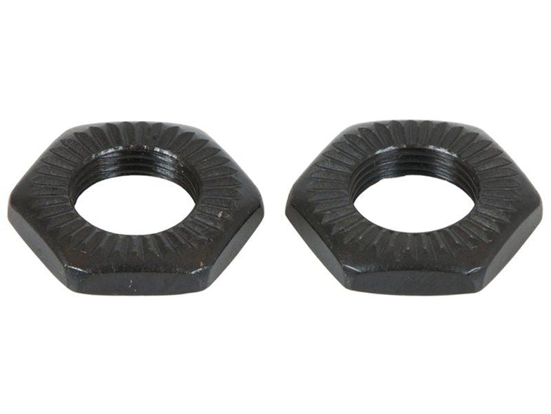 Federal Freecoaster V3 Lock Nuts (single) Black
