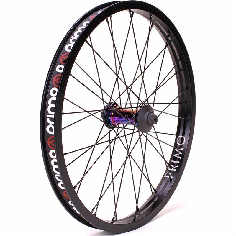 Primo N4 Flangeless VS Front Wheel