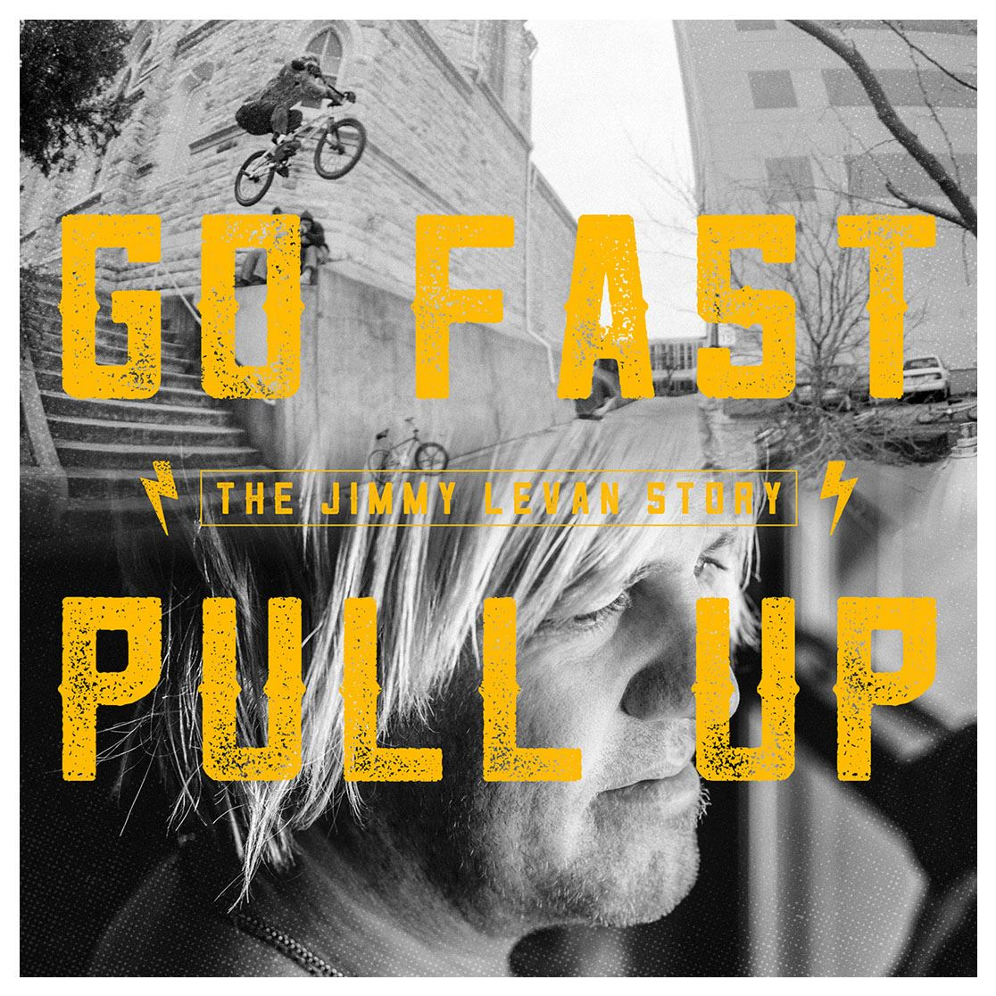 Go Fast Pull Up Jimmy Levan Documentary Blu Ray DVD | DVD