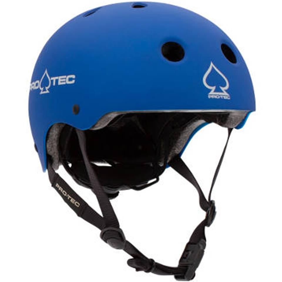 Pro-Tec JR Classic Fit Certified Helmet - Matte Blue