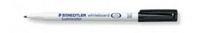 Whiteboard Marker, Staedler lumocolor 1 mm Zwart